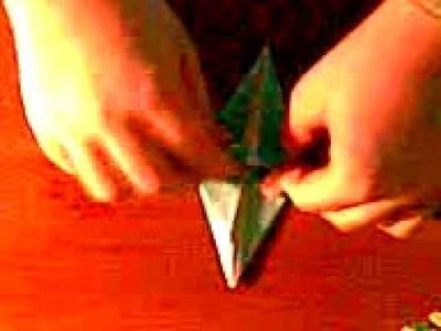 Jak zrobić fokę origami