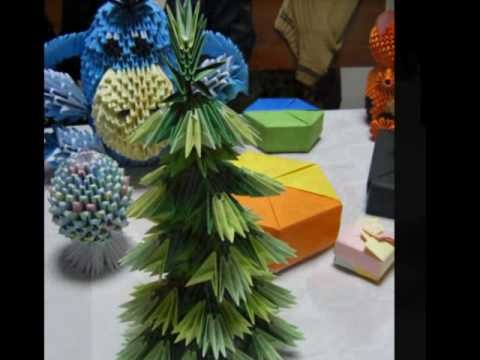 Świąteczne origami