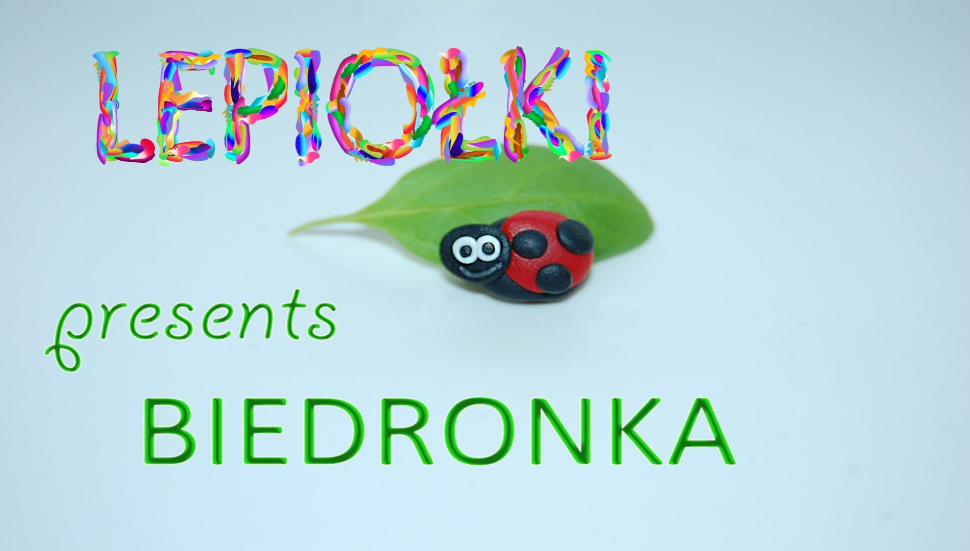 TUTORIAL: Biedronka, ladybug polymer clay, lepiołki, made hand