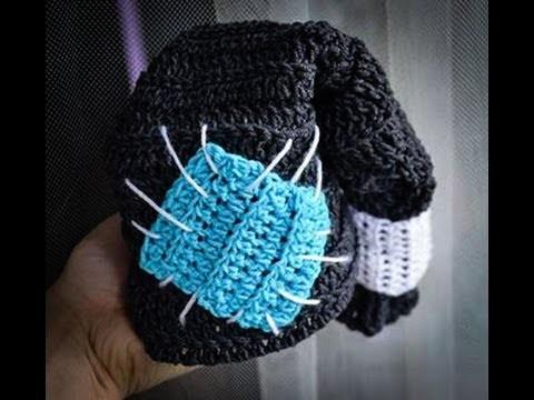 Czapka Krasnala. Cap Gnome crochet tutorial