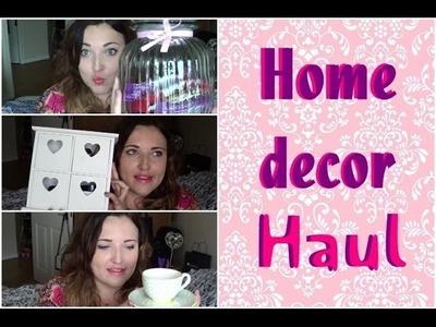 Home decor haul- czyli nowosci do mieszkania