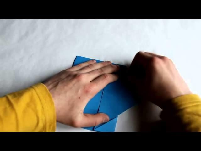 Jak złożyć : Czarka Origami