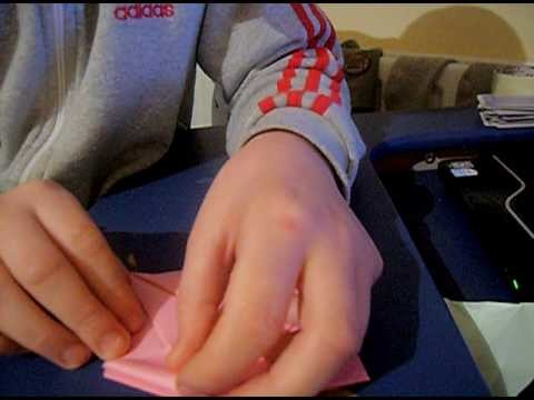 Jak zrobic Pudełko origami
