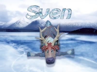 Lepiołki:Sven ╰☆╮TUTORIAL╰☆╮  polymer clay, made hand