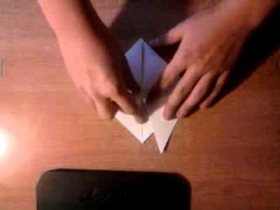 Origami-Mucha owad