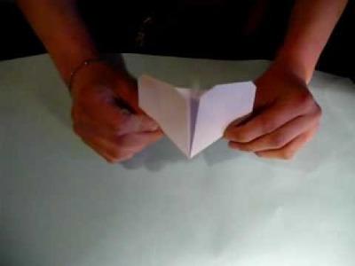Serce origami