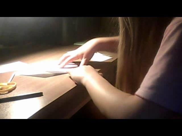 Jak zrobić grę origami NIEBO-PIEKŁO.