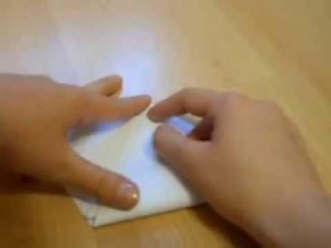 Jak zrobić kubek z papieru?-Origami