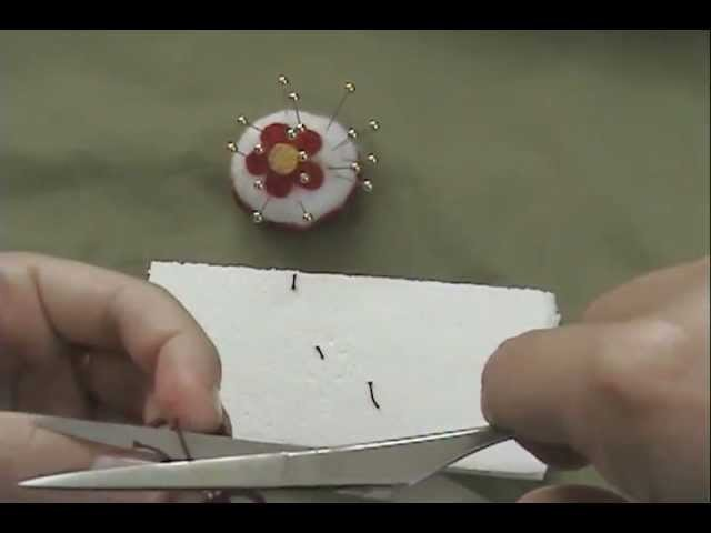 Needle tatting - lesson 4 - lekcja 4