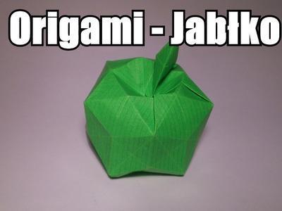 Origami - Jabłko