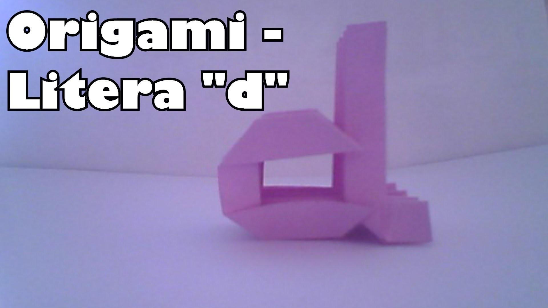 Origami - Litera
