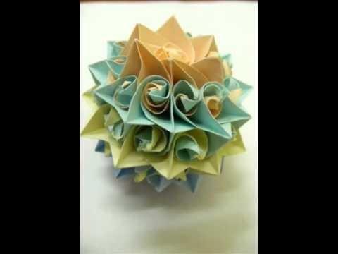 Świąteczne origami 2010