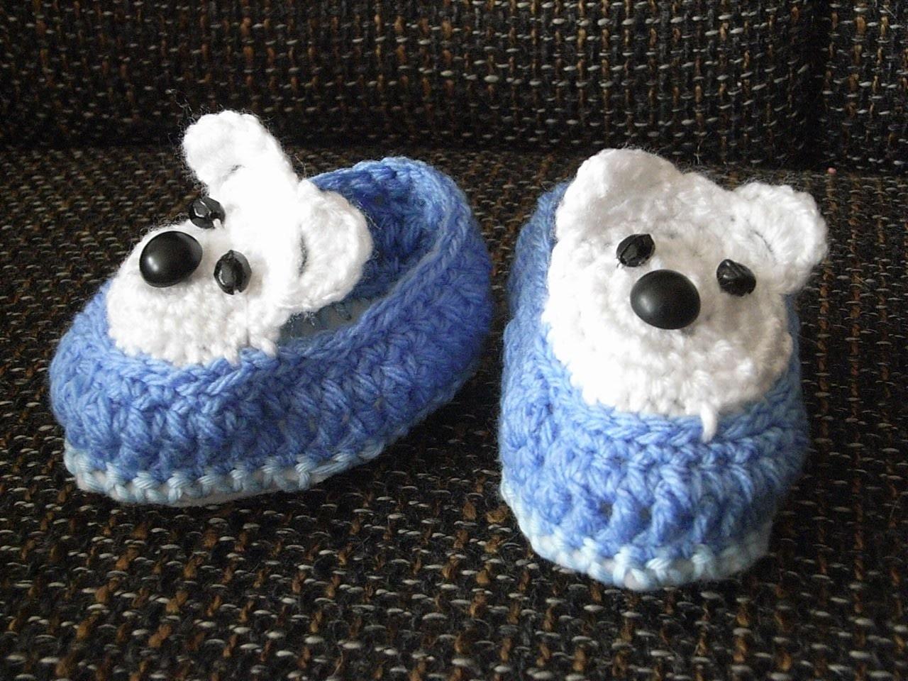 Buciki dla noworodka*DIY Niemowlęce bucik na szydełku  podeszwa z filc*crochet baby boots*Tutorial