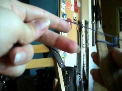 Jak zrobić sznurek na lucetce