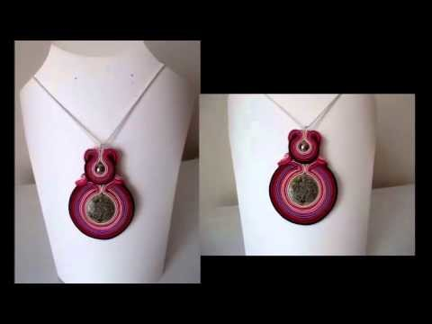 Biżuteria handmade - sutasz