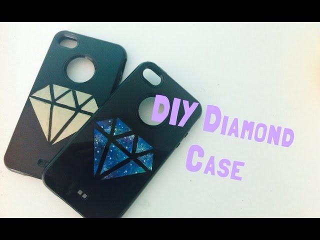 DIY Diamond case