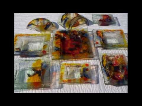 Fusing and Slumping Glass