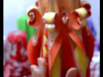 Kreolia - ręcznie rzeźbione świece dekoracyjne - produkcja - low quality