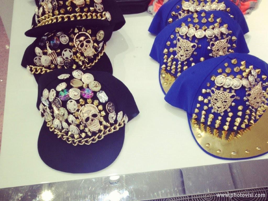 DIY - odpicuj sobie czapke :)