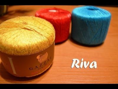 Riva - recenzja włóczki