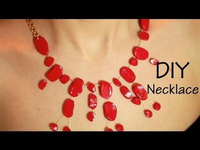 Bib Necklace czyli jak zrobić naszyjnik - Modowe DIY - Odcinek 27