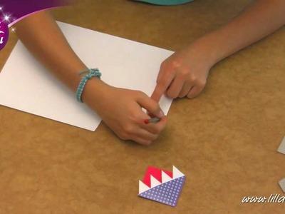 DIY Lilla Lou - Zakładka do książki