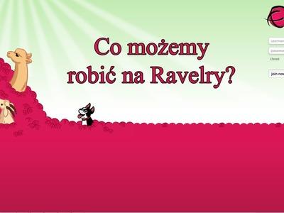 Co można robić na Ravelry?