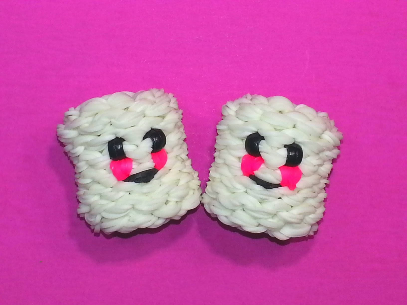Rainbow Loom - pianka marshmallow :)