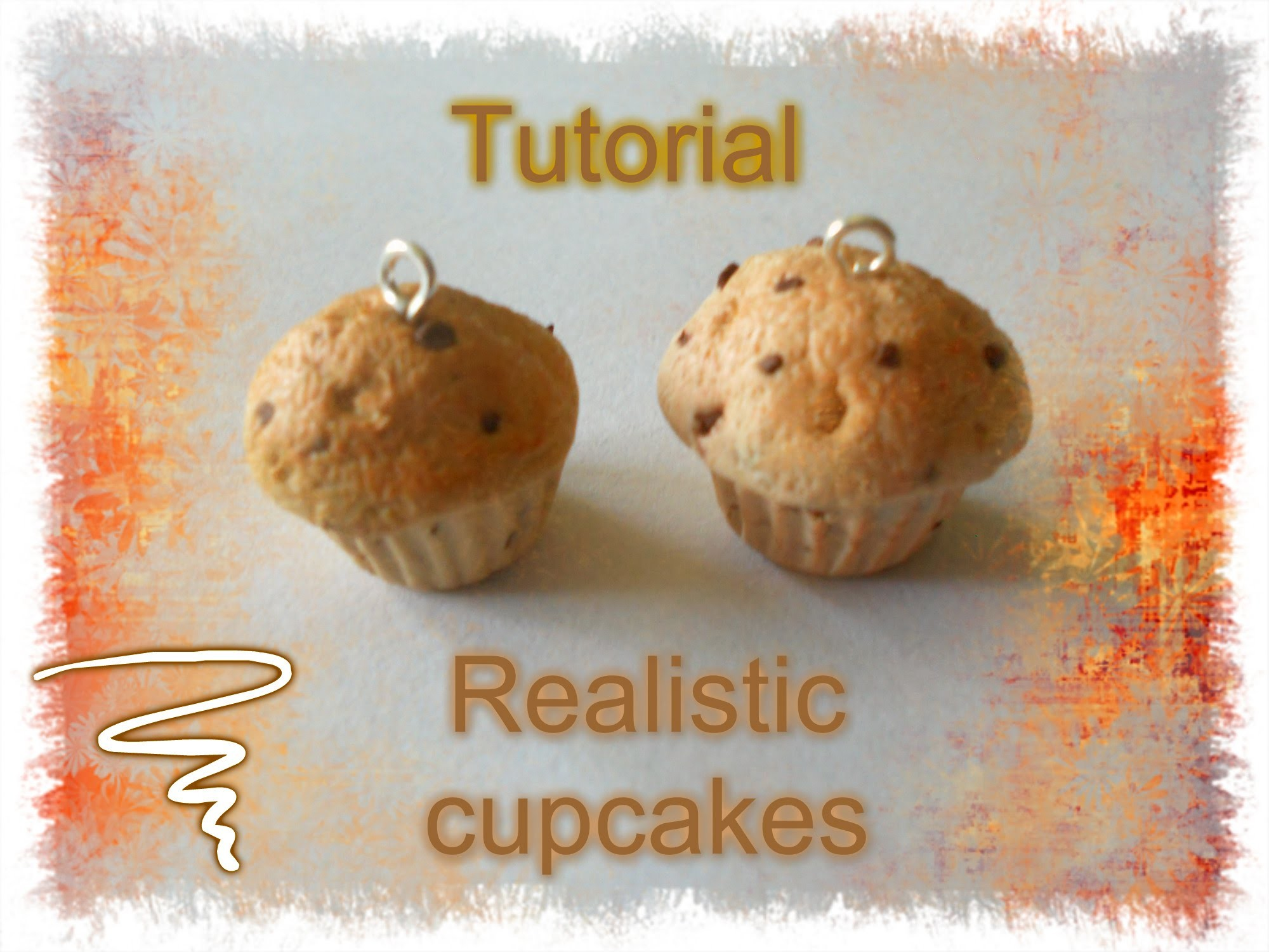 ♥Realistic Polymer Clay Cupcake Tutorial ♥
