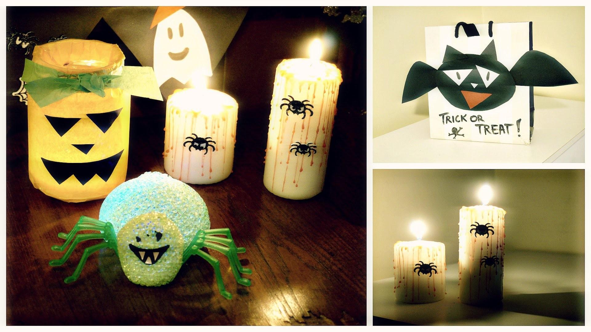 DIY: Ozdoby i dekoracje na Halloween