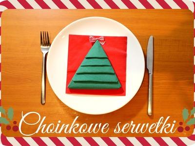 ❅ Vlogmas Dzień 17: ❅ Proste nakrycie świątecznego stołu ❅