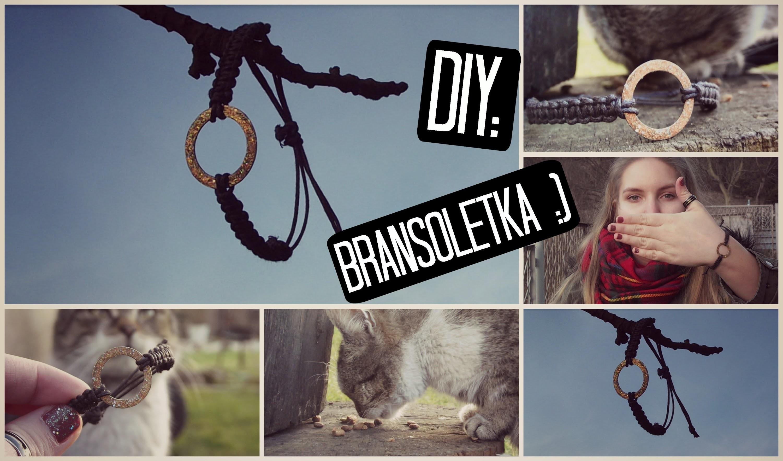 DIY: bransoletka . DIY cute bracelet | cammilla345