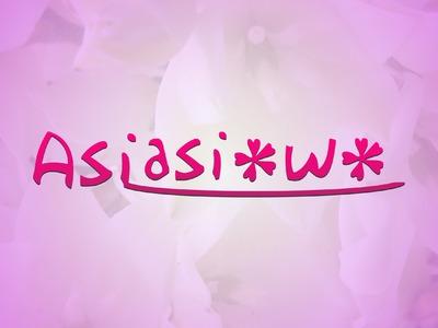 Asiasiowo - DIY - Prezentacja Kanału. Channel Presentation (60FPS)