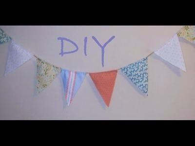 DIY - girlanda - Zrób to sam ♡ TysiaSmerfetka ♡