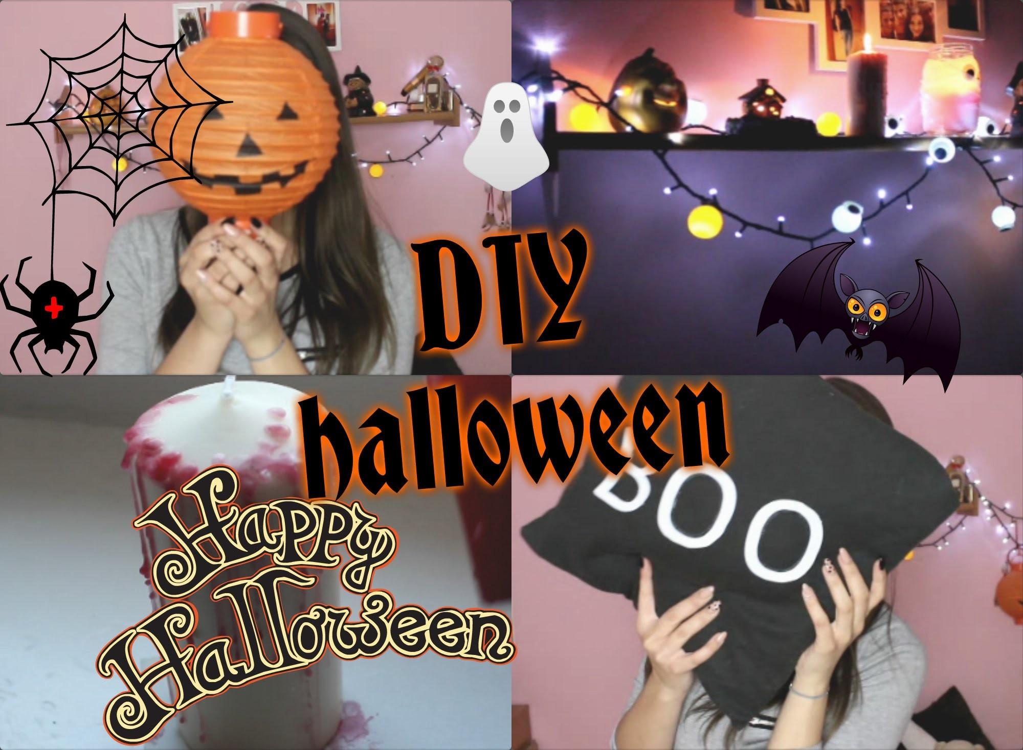 DIY Halloween Decorations!