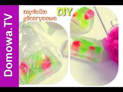 DIY: Mydełko glicerynowe - jak zrobić