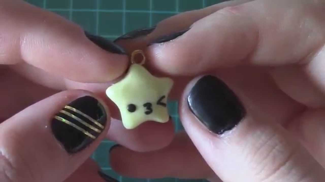 Polymer Clay Star Tutorial
