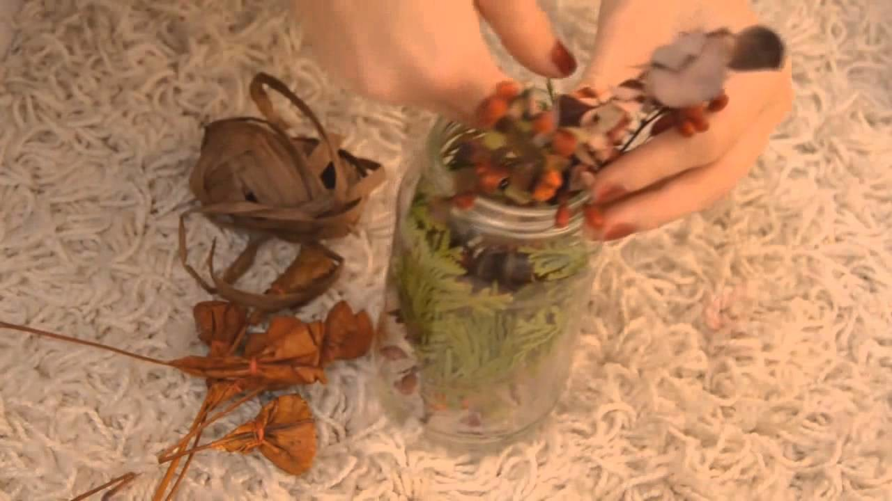 DIY: autumn decorations (fast&easy!)