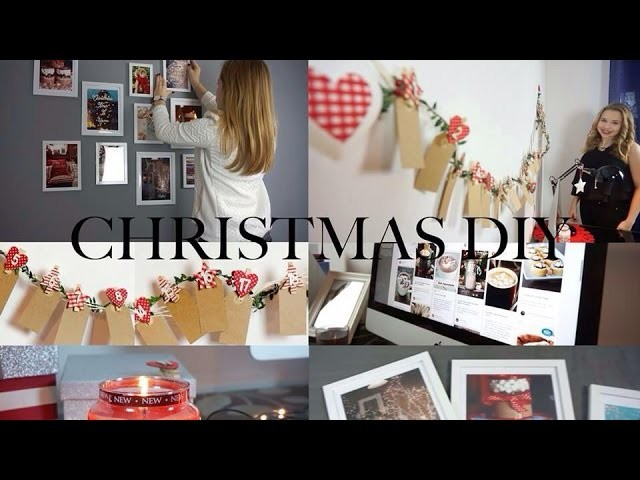 ❄ DIY CHRISTMAS DECOR ❄