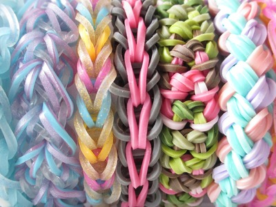 Rainbow Loom bez Hair Loom Studio