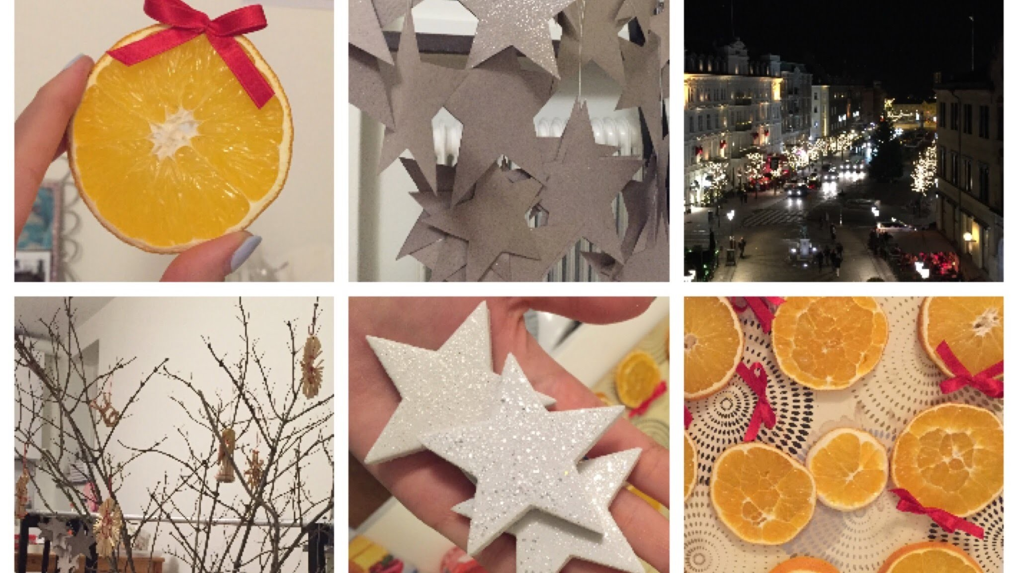 PRAWIE VLOGMAS - OZDOBY DIY & HELSINGBORG | Ania w Szwecji