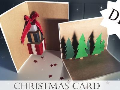 ✩ DIY : Christmas Cards ✩ KARTKI ŚWIĄTECZNE ✩