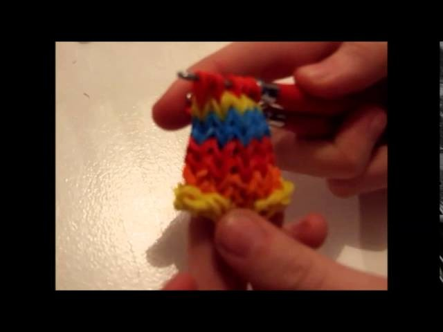 Rainbow Loom - Jajko wielkanocne :)