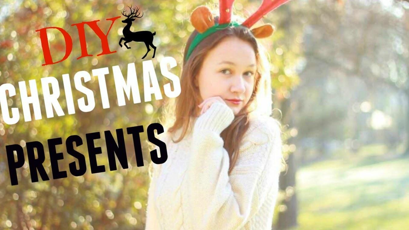 D.I.Y Cheap Christmas Gifts ♡Tanie Prezenty Na Święta