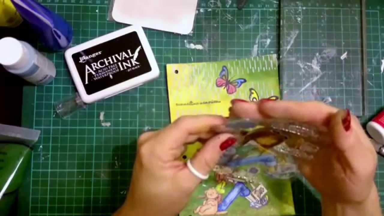 Strona do art journal'a, DIY, tutorial,