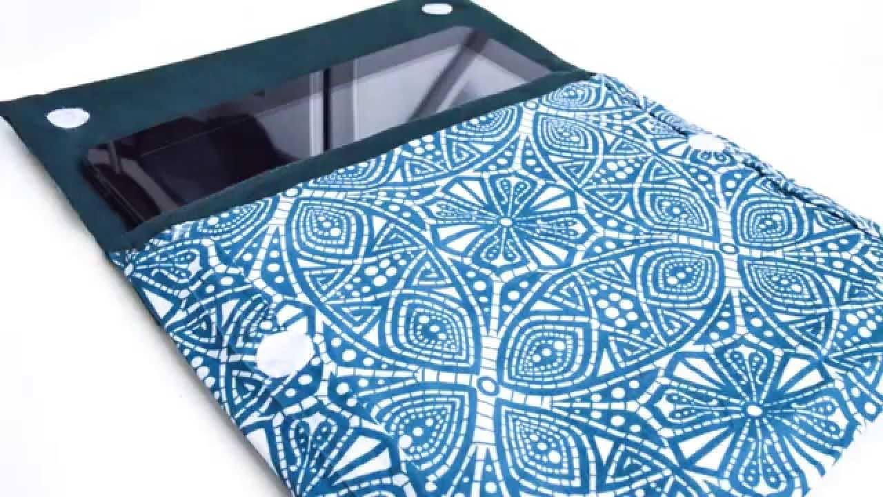 DIY pokrowiec na tablet, ipad, telefon z koperty bąbelkowej. Zrób to sam!