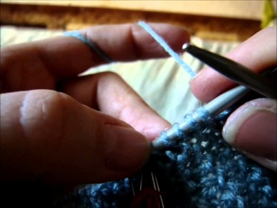 Czapka poppy - część 5 - wykonanie plisy wykończeniowej