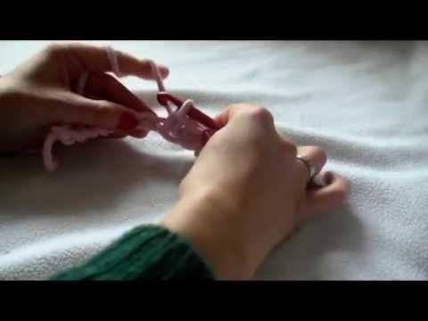 Jak zrobić półsłupek na szydełku. podstawy szydełkowania. crochet. DIY. szybki kurs
