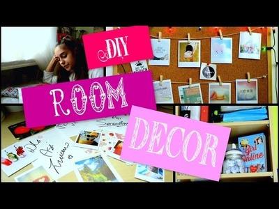 DIY po polsku #2 Tablica korkowa, Podkładka na biurko [ROOM DECOR] | Yoasia