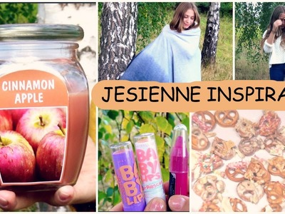 Jesienne inspiracje : essentials & snack